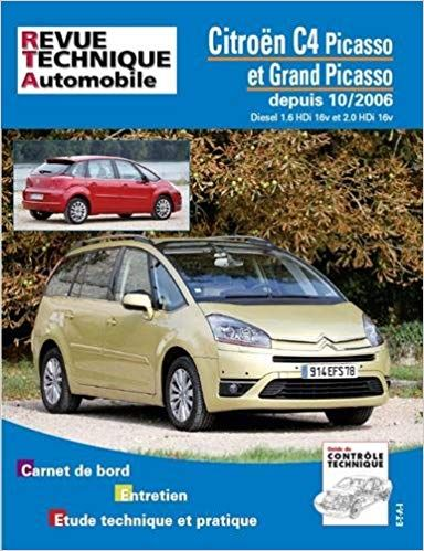 PICASSO XSARA HDI 2.0 RTA TÉLÉCHARGER