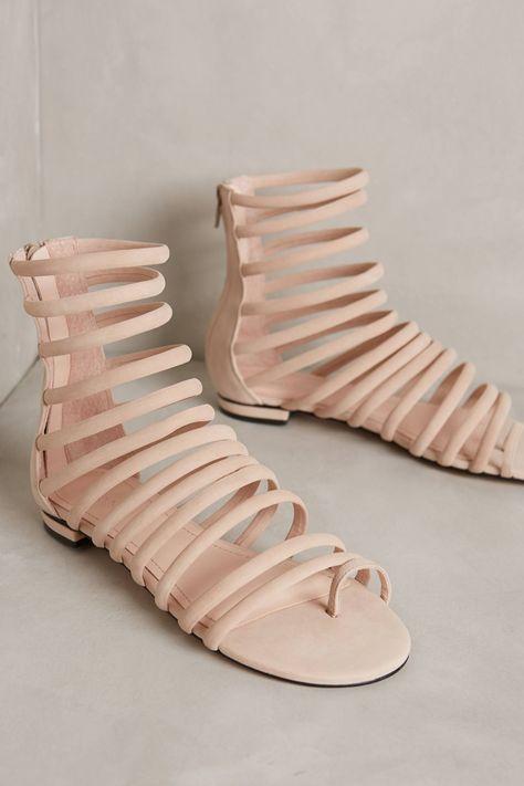 Jolie Gladiator Sandals | Sandalias