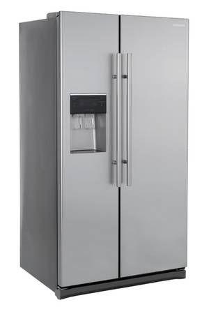 Refrigerateur Americain Samsung Rsa1uhmg Refrigerateur Americain Grand Refrigerateur Refrigerateur