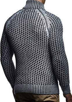 Pullover Herren Redbridge Pulli Sweatshirt Shirt Strickpulli Langarmshirt