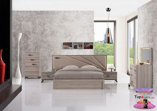 كتالوج صور غرف نوم 2019 مودرن للعرسان Modern Bedrooms Ideas Bed Furniture Modern Bedroom Bedroom Design