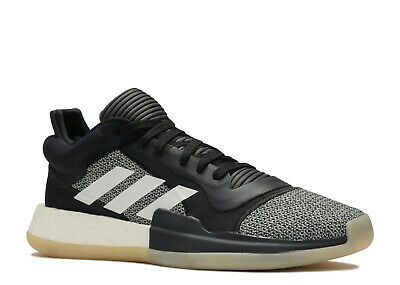 Adidas Marquee Boost Black Gum Size 10 Men Basketball Shoes ...