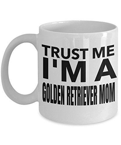 Golden Retriever Gifts Golden Retriever Mug Golden Retriever Mom