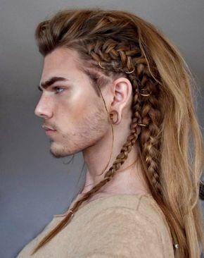 37++ Corte de pelo nordico hombre ideas
