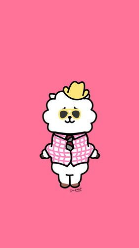 Exclusive Bt21 Rj Bon Voyage Inspired I M Good I M Done On Patreon Bts Wallpaper Bts Chibi Cute Wallpapers