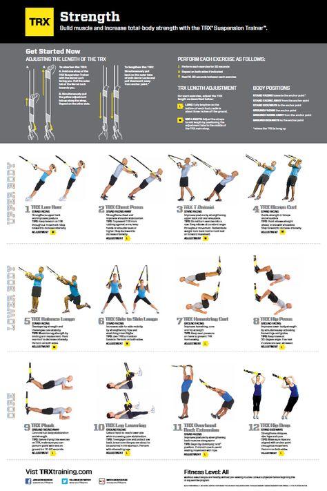 TRX All Body Workout