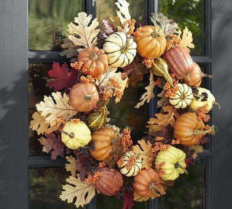 Buy it or D.I.Y. it? Fall Wreath - shows you how much it is to buy, how much it is to DIY, supplies, time, etc. Fun new series!