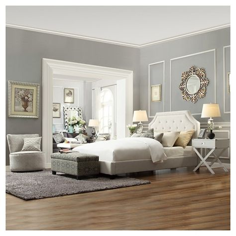 Create Instant Excitement With Soft Edges In Your Bedroom With The