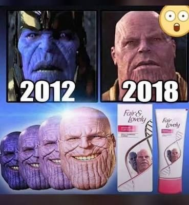Avengers Infinity War Thanos Funny Memes With Images Avengers