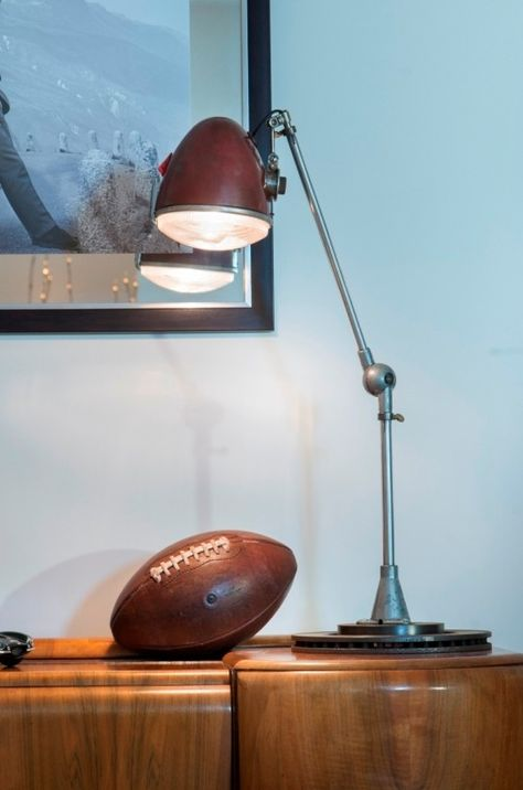 Lampe Atelier 2cv Rouge Avec Images Lampe Atelier Lamp Lampe
