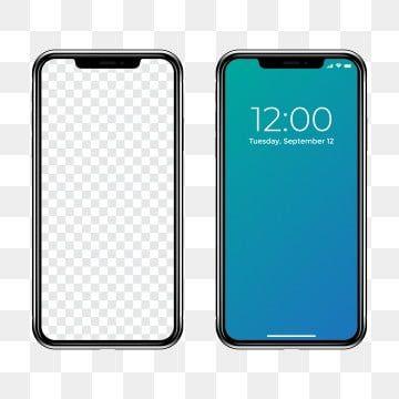 Apple Iphone 11 Maquette Avec Ecran Blanc Et Ecran De Fond D Ecran Iphone 11 Apple Iphone Iphone Mockup