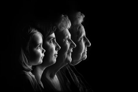 Four Generations by Mattie Aarts on 500px