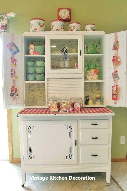 Diy Vintage Ideas For Kitchen Diy Vintage Ideas For Kitchen 1 Wooden Kitchen Cupboard Diy Crafts You Home Design Vintage Kitchen Decor Hoosier Cabinets Vintage Kitchen