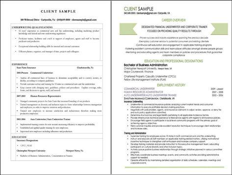 resume creations