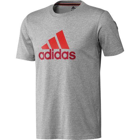 adidas Camiseta Logo Essentials  e6eeb105da35e