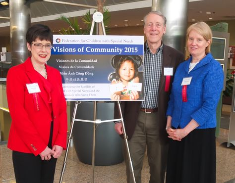 Visions Of Community 2015 Federation >> Here We Are With Attorney Hagerty At The Visions Of Community