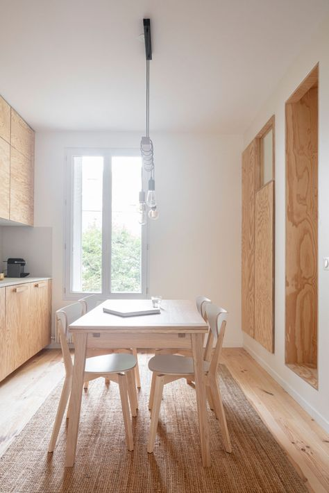 Michelet | A 550 Sq. Ft. Family Home in Paris | Poppytalk