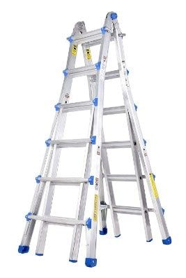 Toprung Model 26 Ft Aluminum Extension Multi Purpose Ladder Multi Purpose Ladder Multi Ladder Ladder