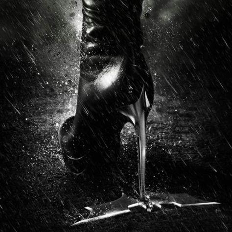 Miauw, The Dark Knight Rises, 2012