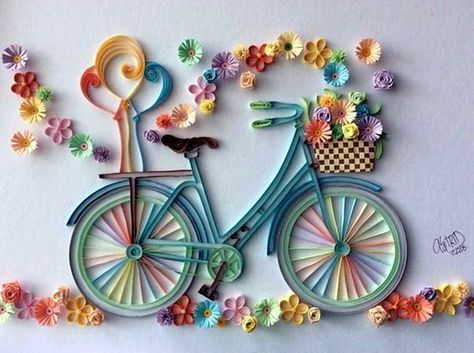 40 Creative Paper Quilling Designs And Artworks Paper Quilling