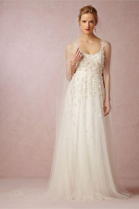 Luisa Gown in Bride Wedding Dresses at BHLDN