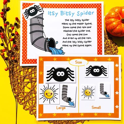 13 Fun Fall Learning Activities in a Busy Book - printable