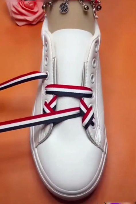 DIY Unbelievable Shoelaces Information! 😍 DIY Unbelievable Shoelaces Information! 😍 DIY Unbelievable Shoelaces Information! 😍 ,DIY& TOOLS Comply with Us for extra Concepts.