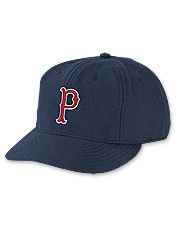 34bd298af4d1a These nostalgic vintage wool baseball caps recall the quintessential  American game s past. Made in USA.