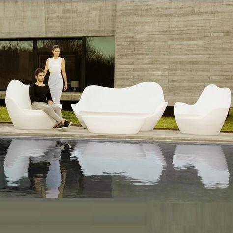 Sabinas Fauteuil Vondom Muebles De Jardin Conjuntos De Salon