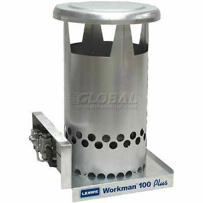 Details About L B White Portable Gas Heater Workman 100k Btu Natural Gas In 2020 Portable Gas Heaters Gas Heater Radiant Heaters