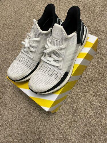 "Adidas Ultraboost 19 Men's Running Shoes B37707 ""Panda"" Black ..."