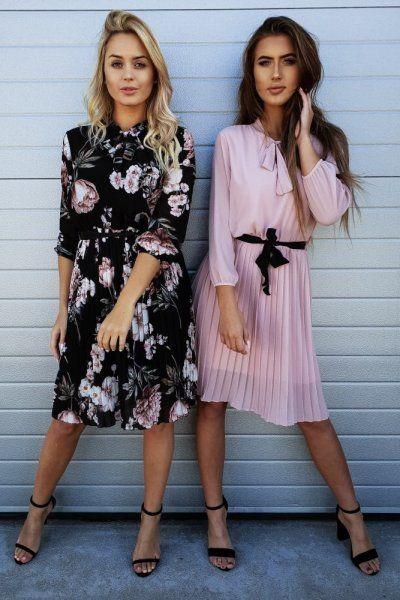 4980b54d4b5411 sukienka kristina flowers - Sprzedaż odzieży online dla kobiet, sukienki,  koszule, swetry,
