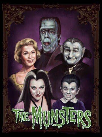 200 The Munsters Ideas The Munsters The Munster Munsters Tv Show
