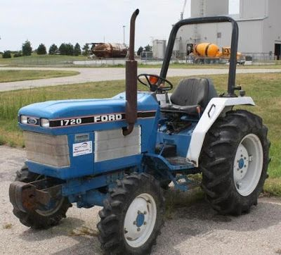 Ford New Holland >> Ford New Holland 1720 Tractor Workshop Service Repair Manual