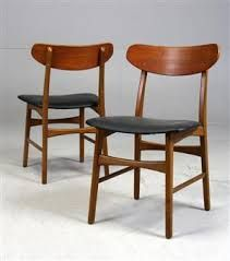 Billedresultat For Dansk Design Laenestole Furniture Dining Chairs Teak