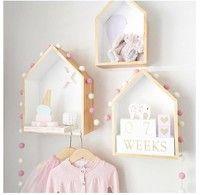 Wish | New Fresh Style Wool Felt Ball Garland Felt Home Decorative Creative Children Room Hanging Adornment