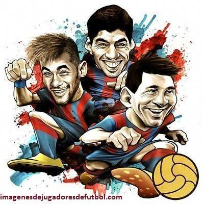 Mire 4 Dibujos De Futbol Para Colorear E Imprimir Y Colorear Paperblog Dibujos De Futbol Fotos De Messi Neymar