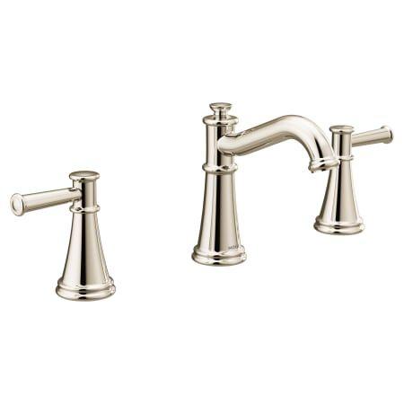 Moen T6405 In 2020 Widespread Bathroom Faucet Bathroom Faucets