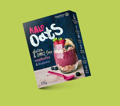 Kalo Cereals & Oats and new packaging