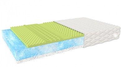 Matratze Justo Mit Klimaregulierenden Schichten 160x200 Matratze Beste Matratze Und Kaltschaummatratze