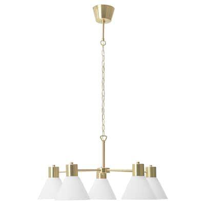 SINNERLIG Hanglamp, bamboe IKEA in 2020   Hanglamp