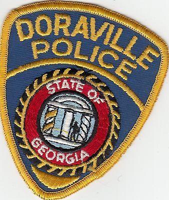 NORCROSS GEORGIA GA POLICE PATCH