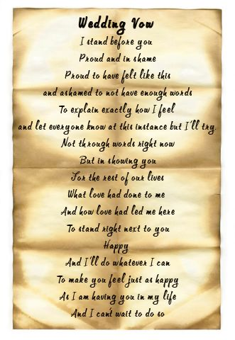 Wedding ceremony vows sample marriage vows wedding officiant wedding ceremony vows sample marriage vows wedding officiant celebrant minister wedding vows pinterest marriage vows wedding officiant and junglespirit Gallery