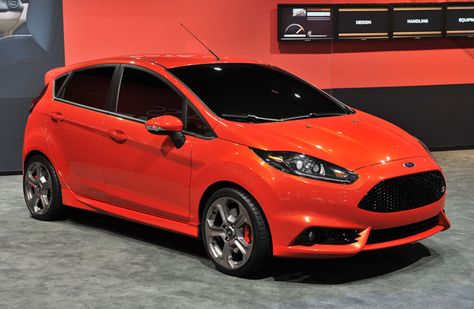 Ford Fiesta St Gets U S Go Ahead Yes Please Ford Fiesta St