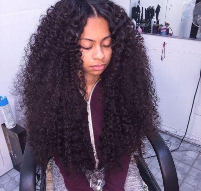 Wavy Hair Sew In Weave Hair Styles Long Hair Styles Curly Hair Styles