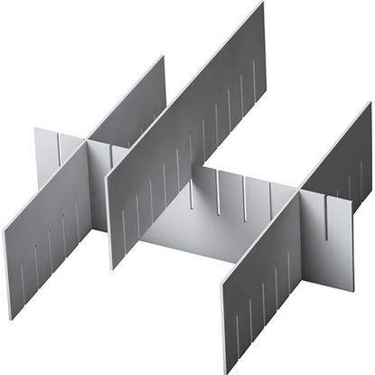 Obi Eurobox System Tauro Abtrenner 36 Cm X 11 Cm Weiss