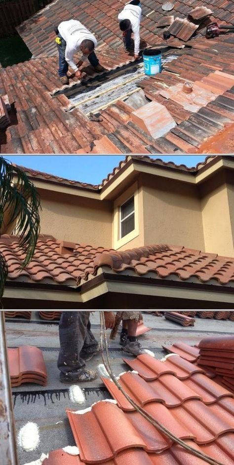 Roofing Ideas Always Perform A Roof Inspection After A Large Storm Or Strong Winds You Need To Be Capable Of Seeing If You Can Fi Diy Roofing Outdoor Decor