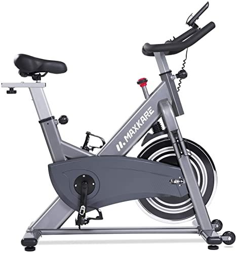 Best Seller Maxkare Magnetic Exercise Bike Stationary Bike Belt