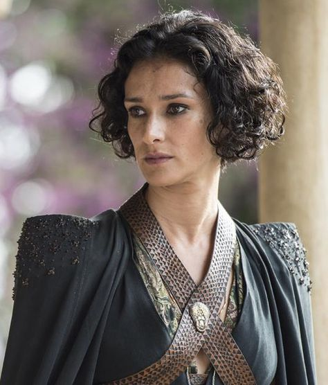 Ellaria Sand's Curly Bob - The Best Hair Looks From 'Game of Thrones' - Photos