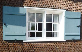 Sprossenfenster Alles Uber Arten Materialien Und Preise Fenster Holzfassade